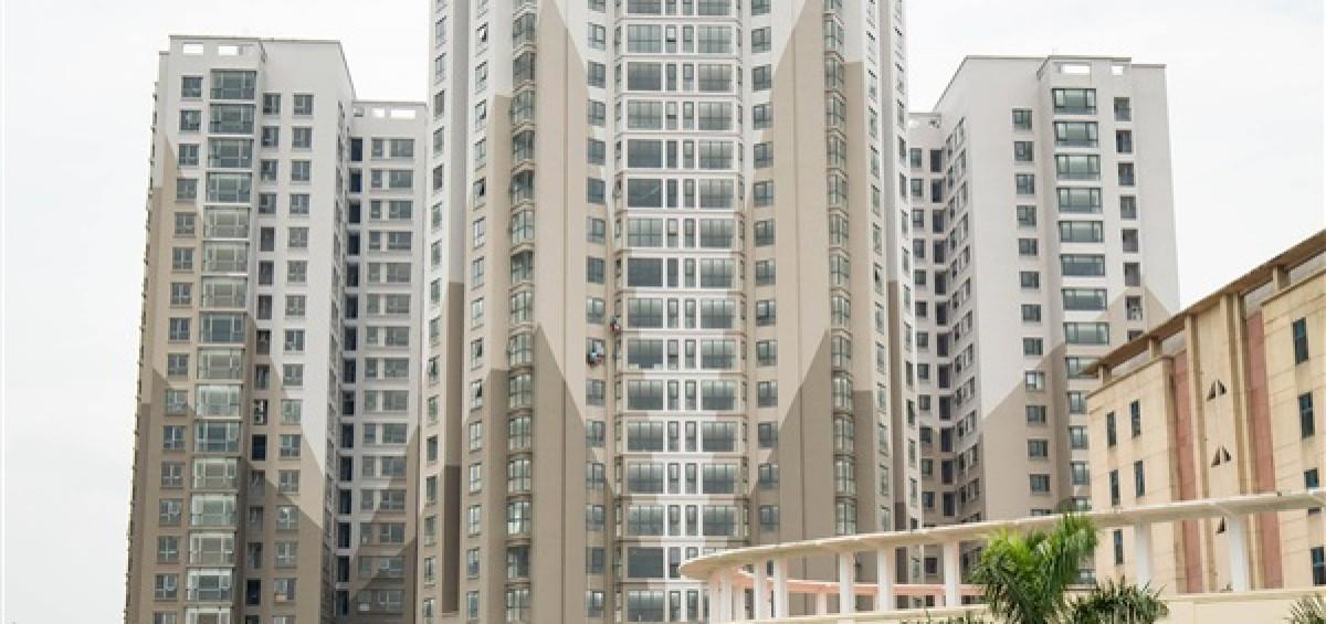 Ahatech - Vách kính mặt dựng - E4 Tower