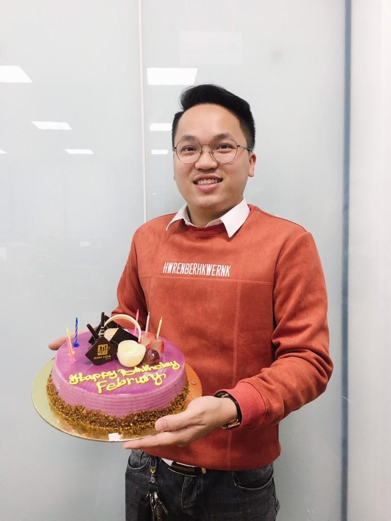AHA 2020 - Chúc mừng Sinh nhật CBNV Tháng 2
