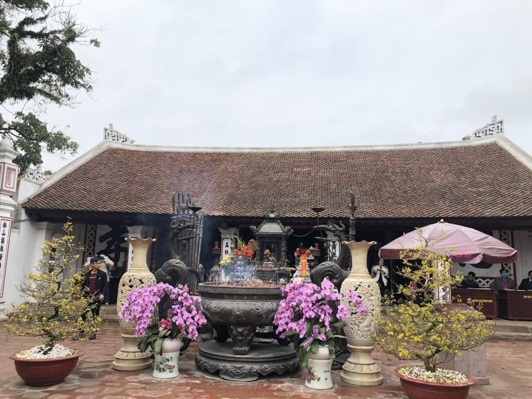 AHA - Du xuân đền Trần - Cầu tài Cầu Lộc